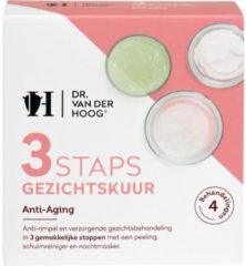 Dr Van der Hoog Dr Vd Hoog 3staps Gezichtskuur Anti-aging (3st)