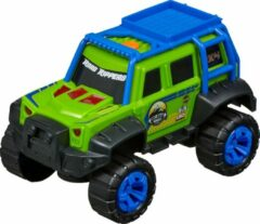 Blauwe Nikko Toys Nikko - Road Rippers Auto Off Road Rumbler: Forest Green