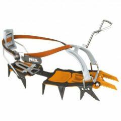 Petzl - Lynx - IJsklimstijgijzers oranje/zwart
