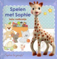 Veltman Uitgevers B.V Sophie de giraf voelboekje: Spelen met Sophie