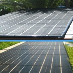 Solar4pool 4m2 solar 1.00m x 4.00m zwembadverwarming