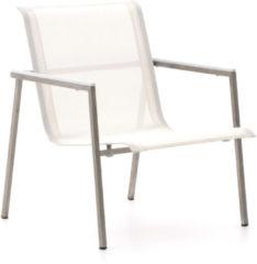 Witte Bernstein Furniture Bernstein Mainz lounge tuinstoel - Laagste prijsgarantie!