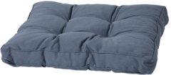 Grijze Madison Florance loungekussen zit ca. 73x73cm - Laagste prijsgarantie!
