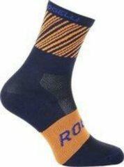 Rogelli Wielersok Ritmo Blauw/Oranje 36-39