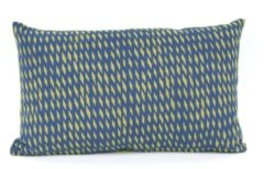 PT LIVING Cushion Tuned Mesh olive groen w. dark blue