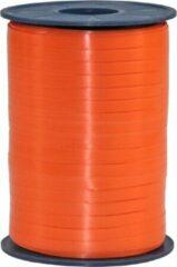 Folat Sierlint - kado - lint - 5mm x 500 mtr - Oranje - Verpakken