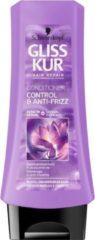 Schwarzkopf Gliss Kur Conditioner - Control & Anti-Frizz 200 ml