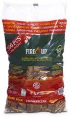 Fire-Up Aanmaakblokjes voordeelzak a 300 stuks. !! CO2 neutraal