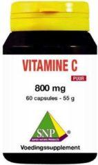 SNP Vitamine C 800 mg puur 60 Capsules