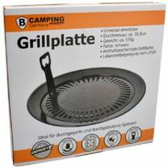 Universele Grillplaat - GrillopzetstukØ30,5 cm BBQ voor Camping gasfornuis