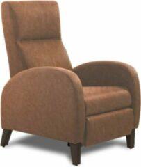 Bruine Zorgmeubel Ergonomische sta op stoel relaxfauteuil industrieel tot 120 kg