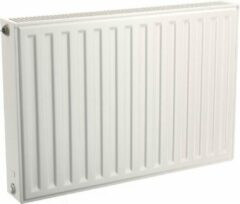 Belrad Paneelradiator Met 6 Aansluitingen TYPE 22 400x2000mm 2490 Watt Wit