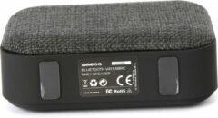 Donkergrijze Omega OG58LG draagbare luidspreker Zwart, Grijs