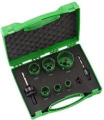 Hikoki Power Tools Hitachi Cassette gatzagen bi-metaal 752171 9dlg/loodgieter