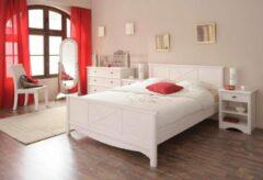 Parisot - Bed Marion - 140x200 - Wit
