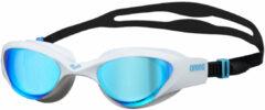 Blauwe Arena The One Mirror Goggles - Zwembrillen