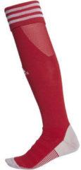 Rode Kousen en sokken adidas AdiSocks Kniesokken