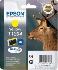 Epson inktpatroon Yellow T1304 DURABrite Ultra Ink (C13T13044010)