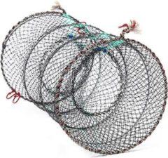 Beige Ron Thompson Crayfish Trap With Escape Holes - Kreeftenfuik