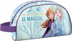 Kids Licensing Toilettas Frozen 2 Polyester 25 Cm Blauw/paars