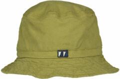 Sevenoneseven Seven-One-Seven Jongens accessoires Seven-One-Seven Bertie buckethat Avocado 1