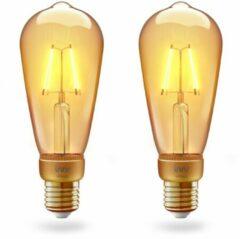 Innr Lighting Innr Slimme verlichting - E27 filament Edison vintage RF 264 - duo pack