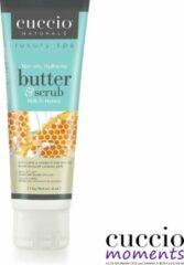 Cuccio Tube Butter & Scrub 113 gr Milk & Honey