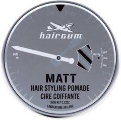 HAIRGUM Wax - MAT HAIR STYLING - 2 stuks - Pomade