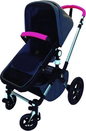 Afbeelding van XQC X-Qlusive Covers Bugaboo® Cameleon Kinderwagen Fuchsia
