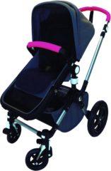 XQC X-Qlusive Covers Bugaboo® Cameleon Kinderwagen Fuchsia