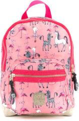 Pick & Pack Royal Princess Backpack S bright pink Kindertas