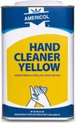 MTS Euro Products Americol handcleaner geel 4,5L - handzeep - Garage zeep