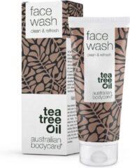 Australian Bodycare   Face Wash 100ml   Voor de acne-gevoelige huid   Tegen puistjes, mee-eters en pukkels