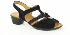 Sandaaltje Ara Zwart