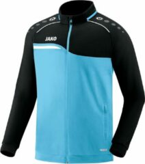 Lichtblauwe Jako Competition 2.0 Polyesterjack - Sweaters - blauw licht - 164