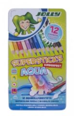 Jolly Supersticks Aqua Aquarelpotloden 12 stuks
