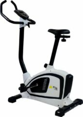 Witte Technoline TechnoLife HT-Vision - Hometrainer - Fitness fiets met trainingscomputer