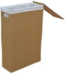 Möbel direkt online Moebel direkt online Raumspar-Wäschekorb Wäschesammler Wäschebox Polyrattan, handgeflochten In 3 Farben lieferbar