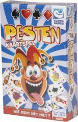 Clown Games Pesten Kaartspel