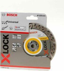 Bosch 2608615161 X-Lock Diamantschijf Best for Universal - 125mm