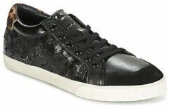 Zwarte Lage Sneakers Ash MAJESTIC