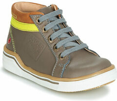 Grijze Hoge Sneakers GBB QUITO
