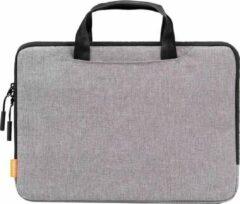 Pofoko A300 Laptop Tas 15.4 inch Grijs