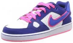 Nike Son Of Force Gg Scarpe Sportive, Ragazza, White/Hypr Cblt-Dp Ryl Bl-Hypr, 36