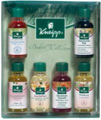 Kneipp Badezusatz Badeöle Bade-Kollektion Badeöl Entspannung Pur 20 ml + Badeöl Tiefenentspannung 20 ml + Pflegeölbad Mandelblüten Hautzart 20 ml + Pf