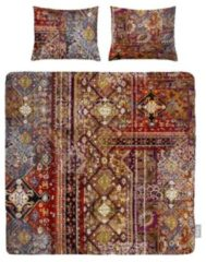 Bruine ISeng Persia - Dekbedovertrek - Lits-jumeaux - 240x200/220 cm + 2 kussenslopen 60x70 cm - Brown