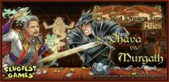 Slugfest Games The Red Dragon Inn: Allies - Ohava vs. Murgath