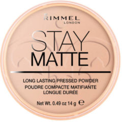Issey Miyake Rimmel London Stay Matte Pressed Make-uppoeder - 005 Silky Beige