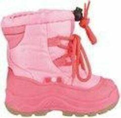 Winter-grip Snowboots Junior Roze Maat 23