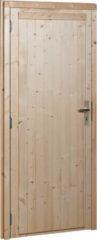 Woodvision | Dichte deur vuren | Rechtsdraaiend